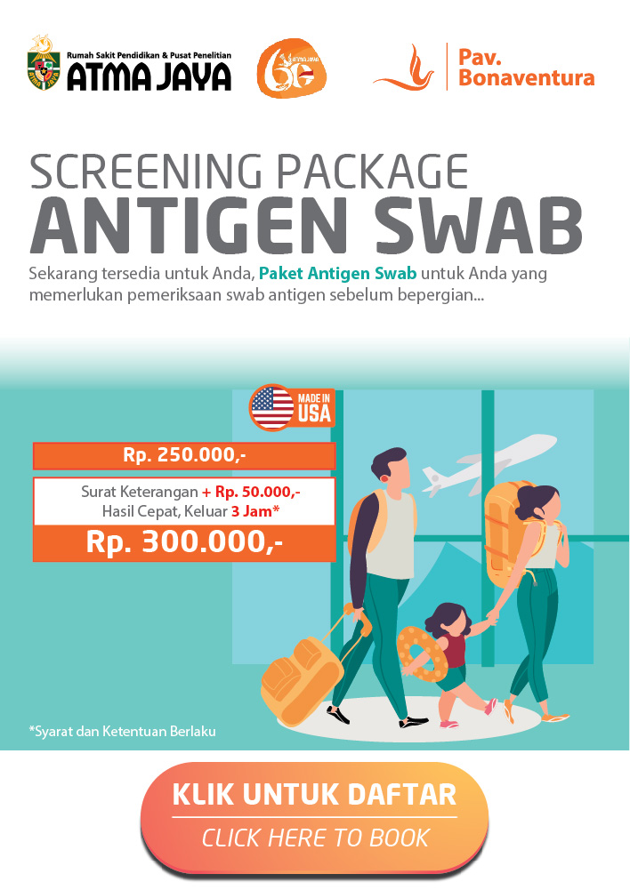 Antigen Swab Package